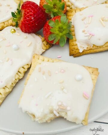 strawberry poptart