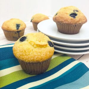 how to make muffins from scratch recipes