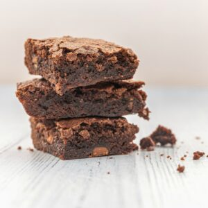 fresh baked brownies from scratch recipe